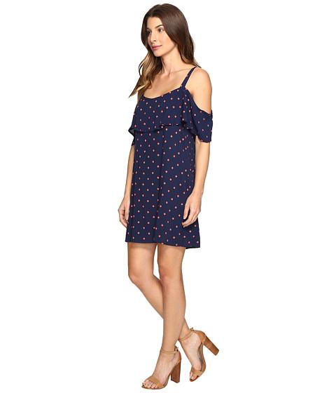 Splendid polka dot maxi dress