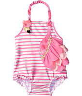 Mud Pie - Flamingo Ruffle Swimsuit (Infant/Toddler)