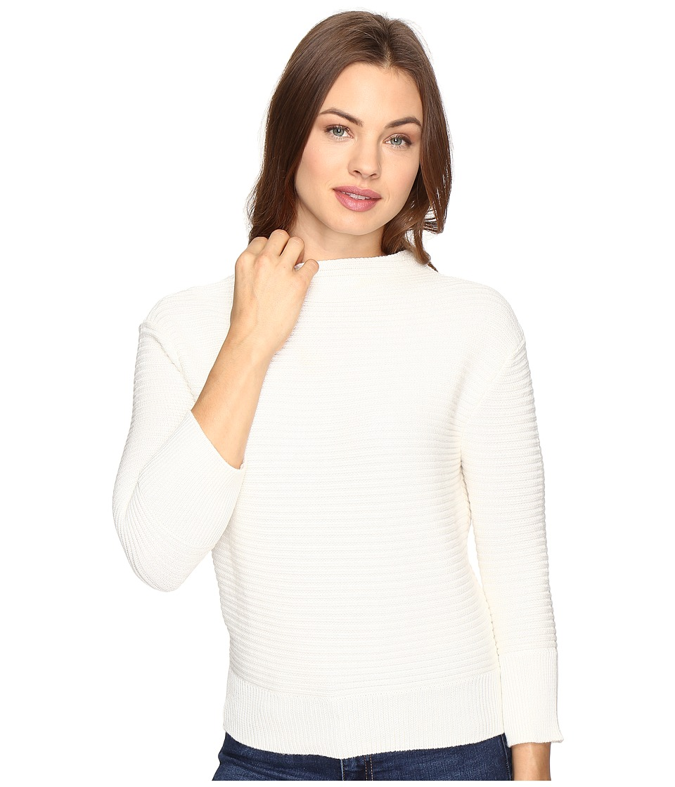 Image of AG Adriano Goldschmied - Clove Sweater (Powder White) Women's Sweater