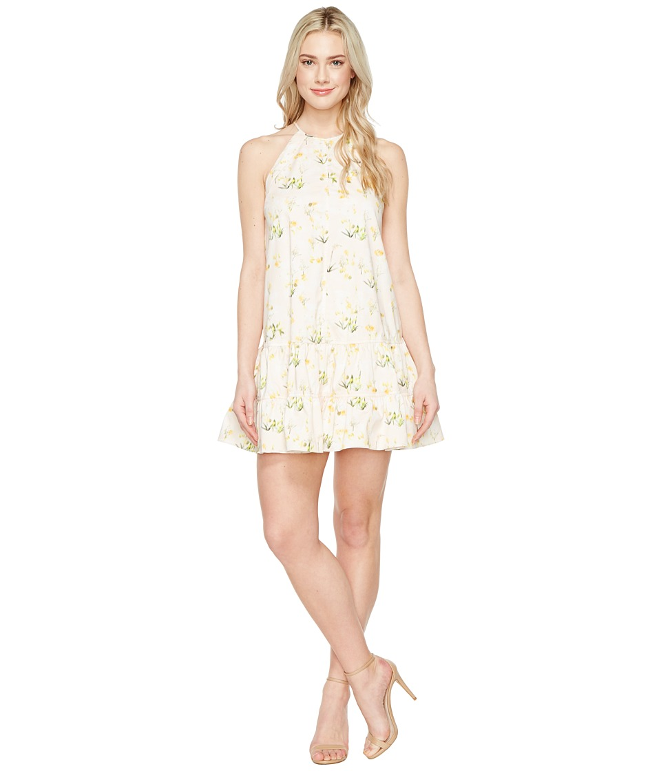 Rebecca Taylor Sleeveless Firefly Tank Dress (Ballet Combo) Women