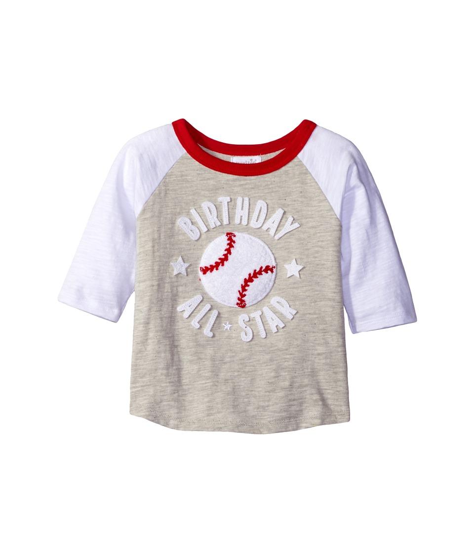 Mud Pie - 2nd Birthday All-Star Raglan T-Shirt