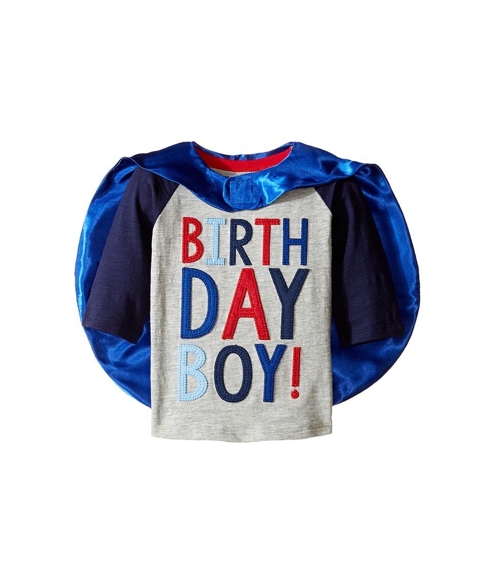 Mud Pie - 1 Birthday Boy Cape T
