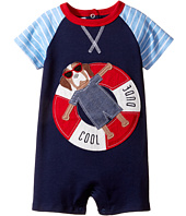 Mud Pie - Puppy Float One-Piece (Infant)