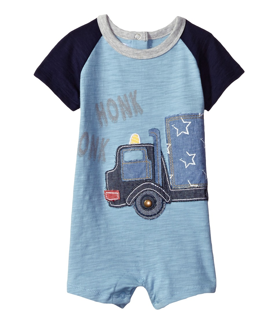 Mud Pie - Honk Truck Raglan One-Piece
