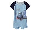 Honk Truck Raglan One-Piece (Infant)