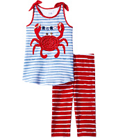 Mud Pie - Crab Tunic Capris Set (Infant/Toddler)