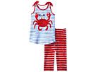 Mud Pie - Crab Tunic Capris Set (Infant/Toddler)