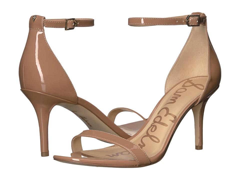 Sam Edelman Patti (Dark Nude Patent) High Heels