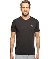 PUMA - Essential Short Sleeve Crew Stripe