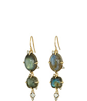 Alexis Bittar - Multi Stone Wire with Satellite Crystal Drop Earrings