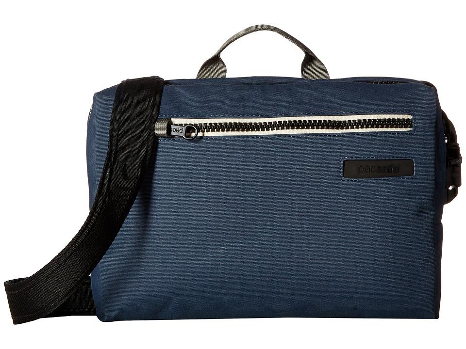 Pacsafe - Intasafe Sling Anti-Theft Crossbody Pack (Navy) Cross Body Handbags