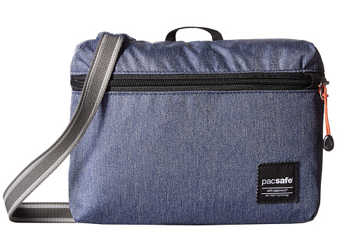 Pacsafe Slingsafe LX50 Anti-Theft Mini Crossbody Bag - Denim