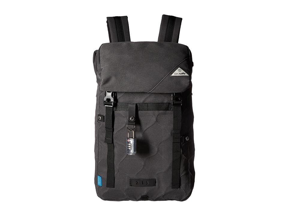 Pacsafe Ultimatesafe Z15 Anti-Theft Backpack (Charcoal) B...