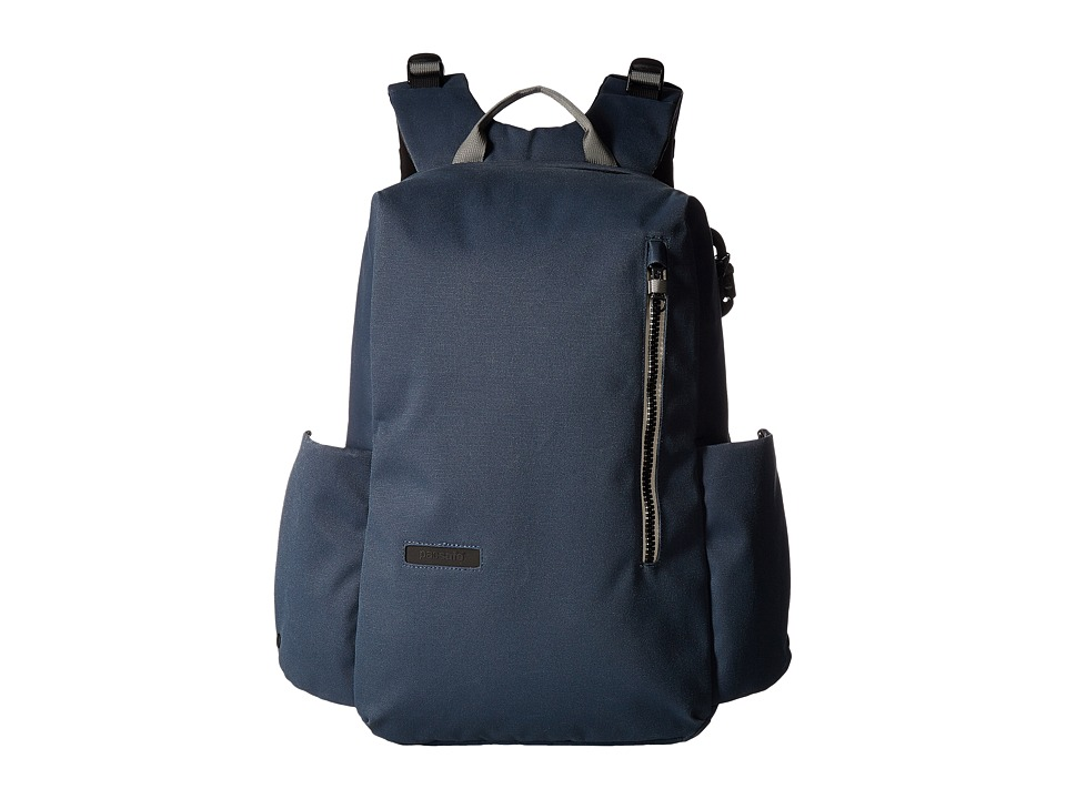 Pacsafe - Intasafe 25L Backpack Anti-Theft 20L Laptop Backpack (Navy) Backpack Bags