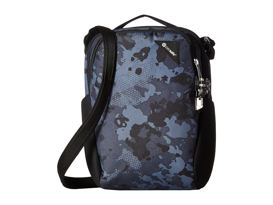 Pacsafe Vibe 200 Anti-Theft Compact Travel Bag (Grey Camo...