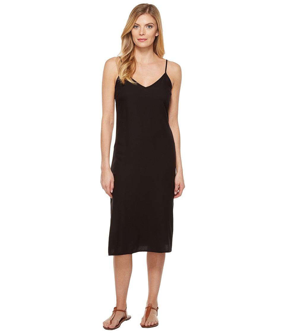 Splendid The Slip Dress (Black) Women
