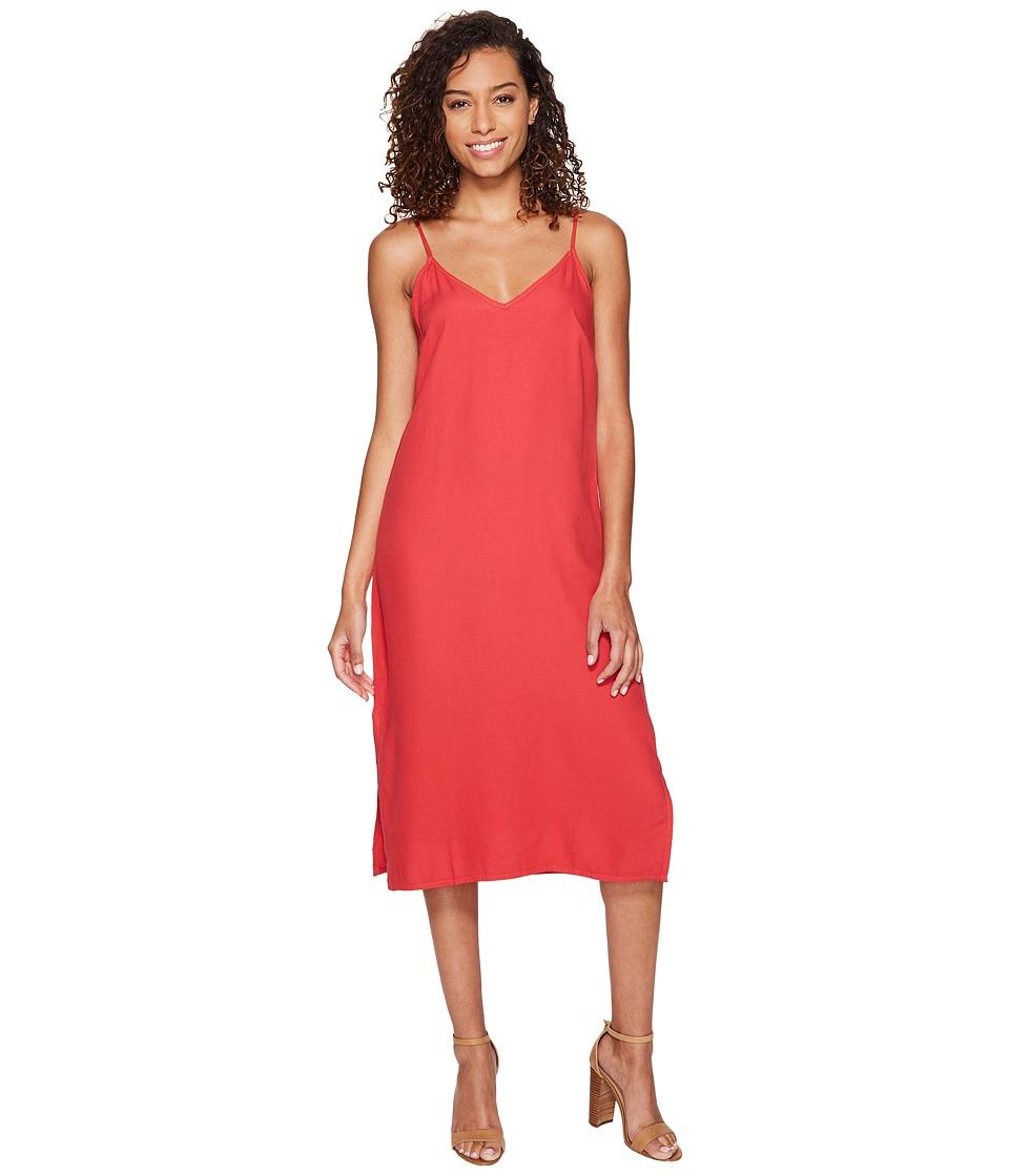 Splendid The Slip Dress (Cape Red) Women