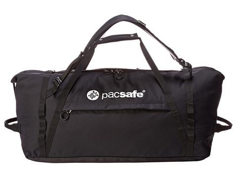 Pacsafe Duffelsafe AT80 Anti-Theft Adventure Duffel - Black