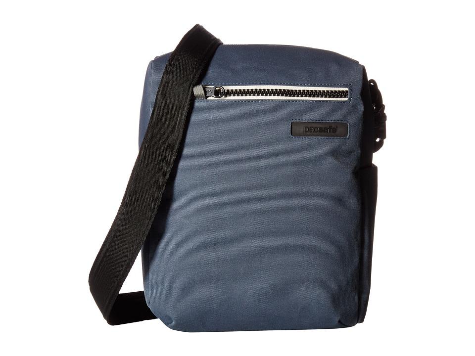 Pacsafe - Intasafe Crossbody Anti-Theft 10 Tablet Bag (Navy) Computer Bags