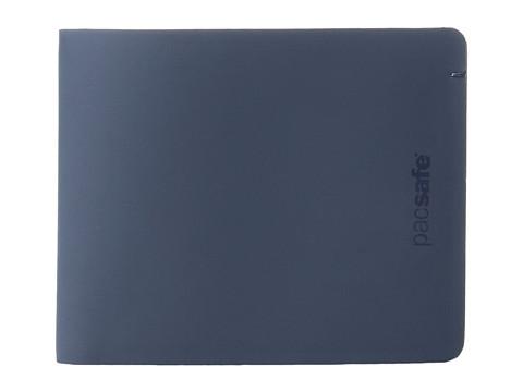Pacsafe RFIDsafe TEC Bifold Wallet - Navy