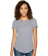 Splendid - 1x1 Venice Stripe Crew Neck Top