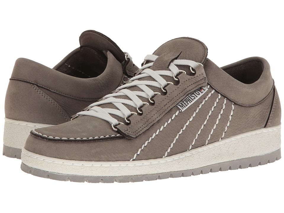 Mephisto - Rainbow (Light Grey Sportbuck/Light Grey) Mens Shoes