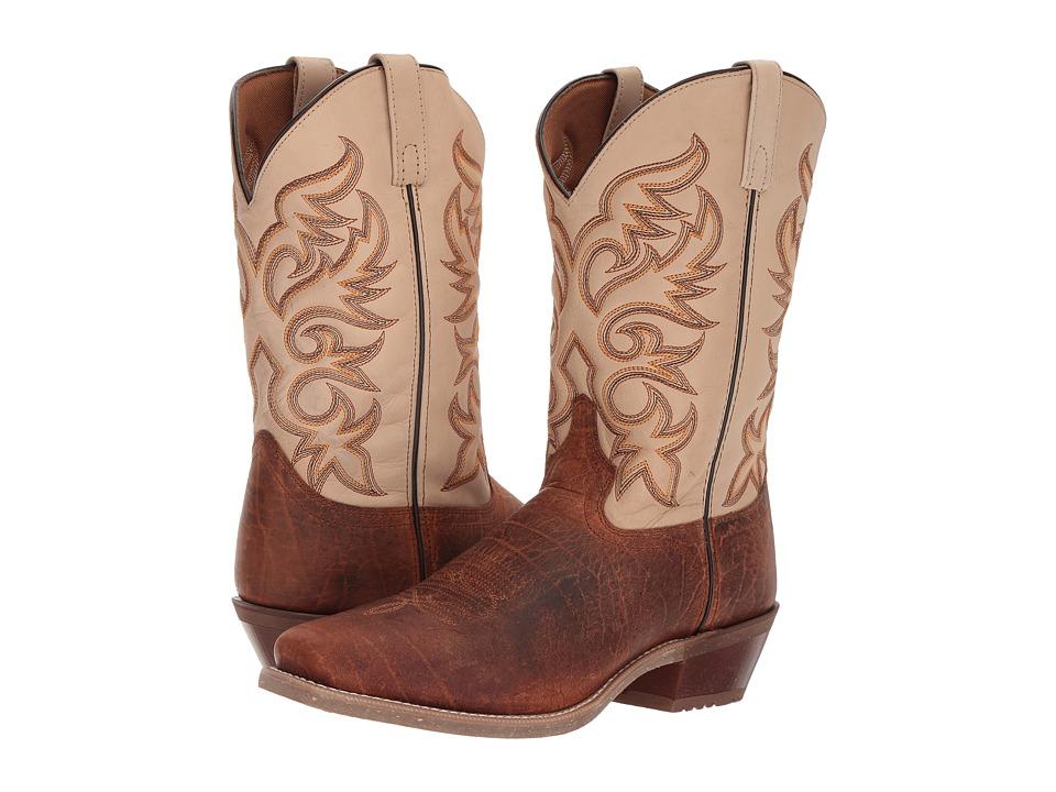 Laredo Barn Stormer (Rust) Cowboy Boots