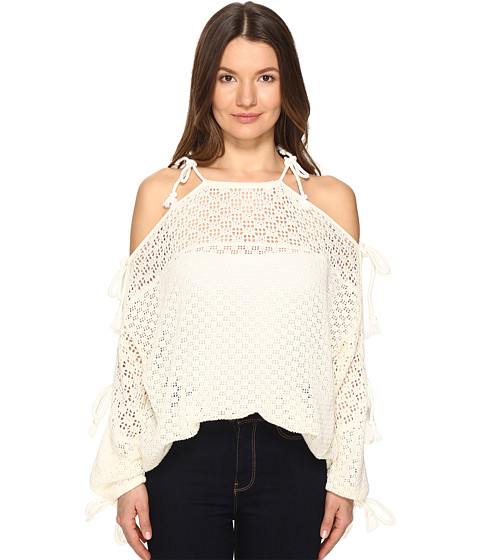 See by Chloe Lace Ties Sweater