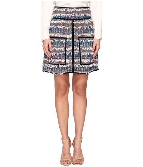 See by Chloe Tweed Pocket Skirt
