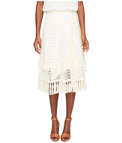 See by Chloe Crochet Fringe Skirt