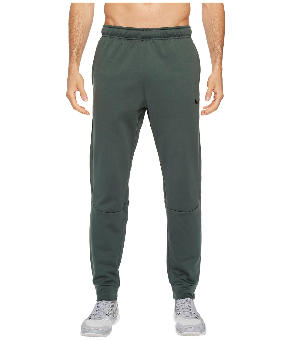 Nike Therma Tapered Training Pant (Vintage Green/Black) Men
