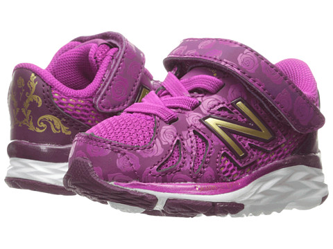 New Balance Kids 790v6 - Beauty and The Beast (Infant/Toddler) - Purple/Gold