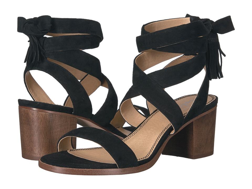 Splendid Janet (Black) High Heels