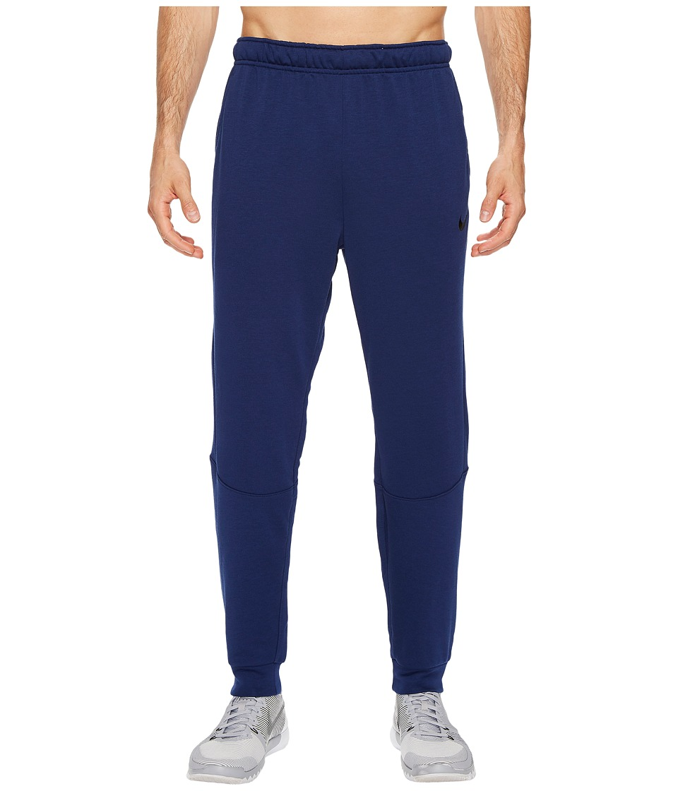 Nike Dry Training Tapered Pant (Binary Blue/Black) Men