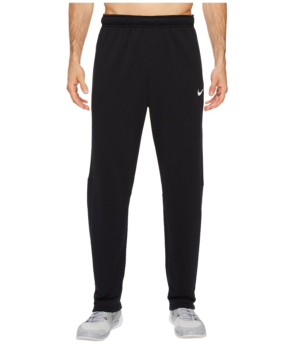 Nike Dry Training Regular Pant (Black/Silver) Men