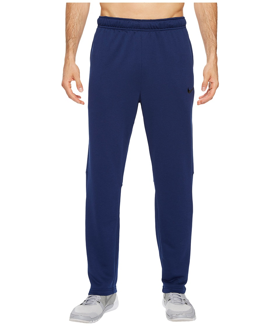 Nike Dry Training Regular Pant (Binary Blue/Black) Men