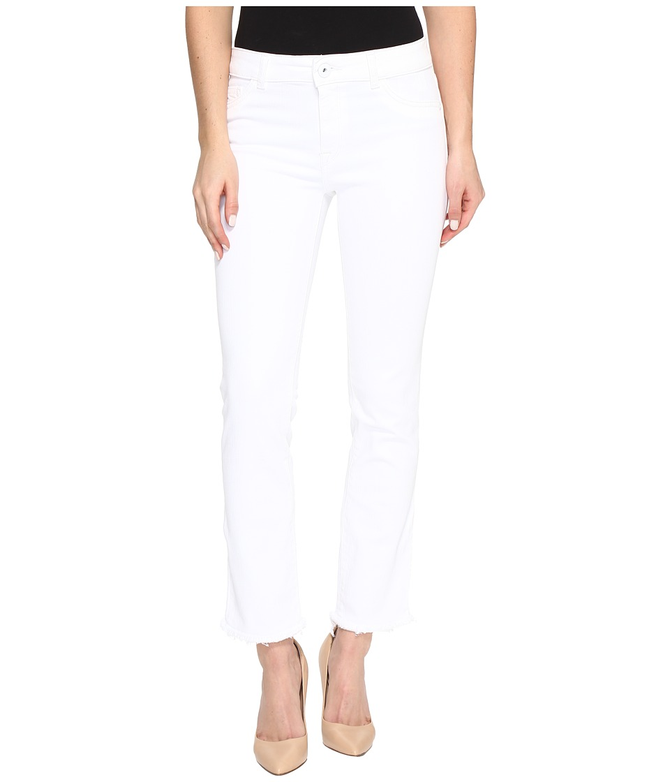 DL1961 - Mara Instasculpt Straight Ankle Crop in Oakley (Oakley) Womens Jeans