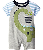 Mud Pie - Dinosaur Raglan One-Piece (Infant)