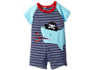 Mud Pie - Pirate Shark One-Piece (Infant)