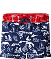 Mud Pie - Shark Swim Trunks (Infant/Toddler)