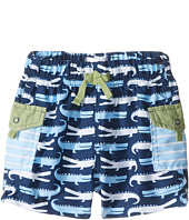 Mud Pie - Gator Swim Trunks (Infant/Toddler)