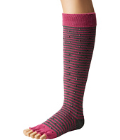 toesox - Scrunch Knee High Half Toe w/ Grip