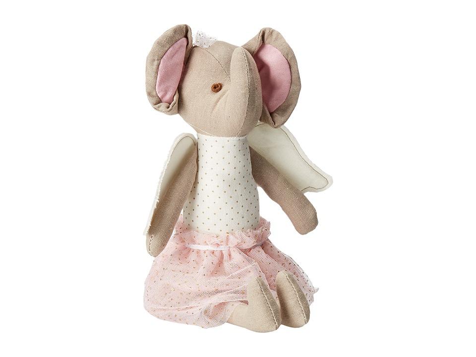 Mud Pie - Linen Elephant Princess Doll