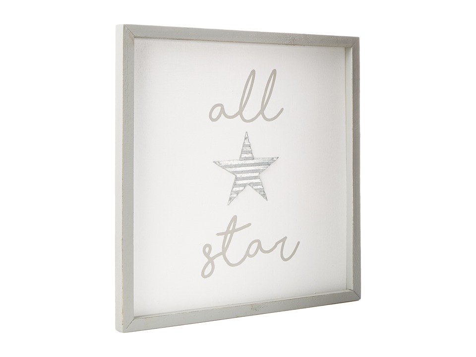 Mud Pie - All Star Plaque