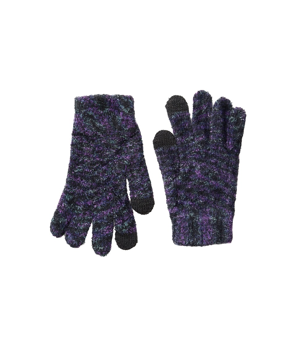 Steve Madden Space Dyed iTouch Gloves (Cool) Dress Gloves