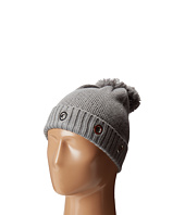 Steve Madden - Solid Grommet Cuff Hat