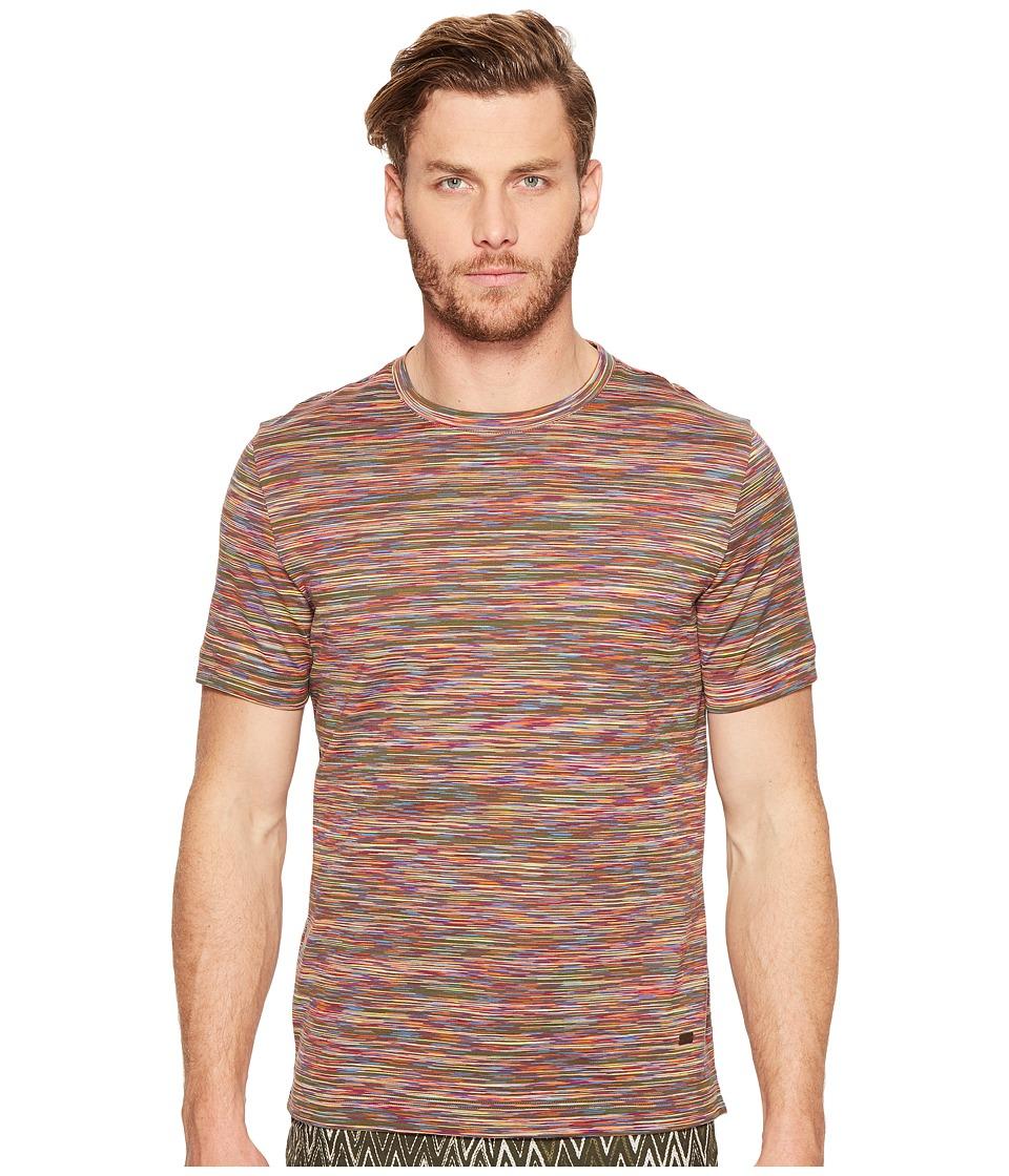 Missoni - Jersey Slub Fiammato T-Shirt