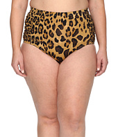 LAUREN Ralph Lauren - Plus Size Leopard Printed Hipster