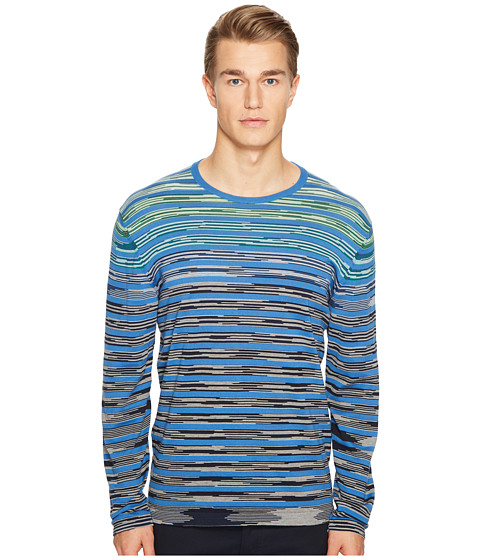 Missoni Line Sfumata Long Sleeve Sweater