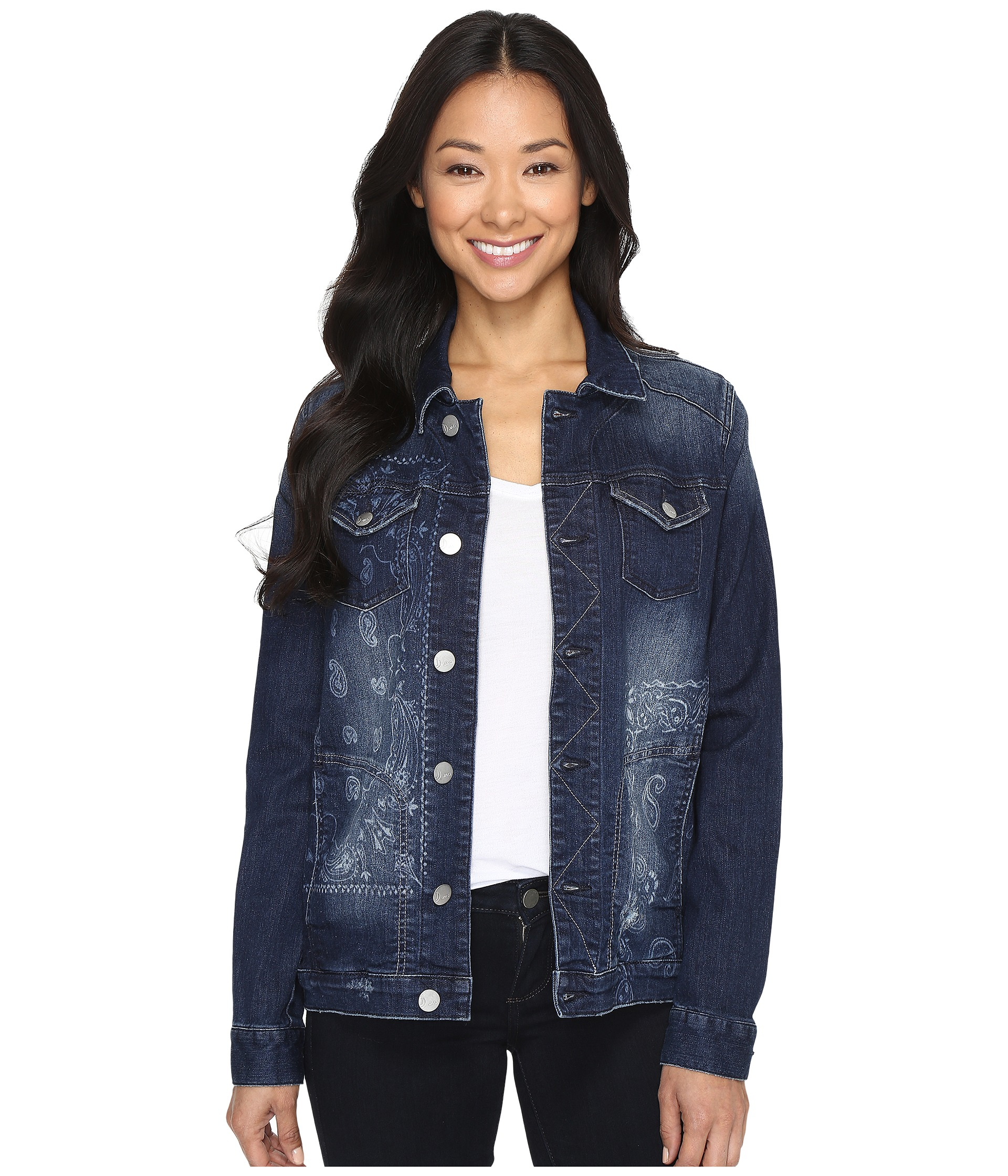 Denim Jackets, Clothing | Shipped Free at Zappos